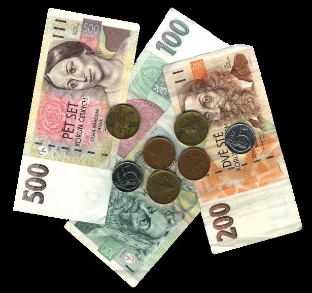 כסף צ'כי